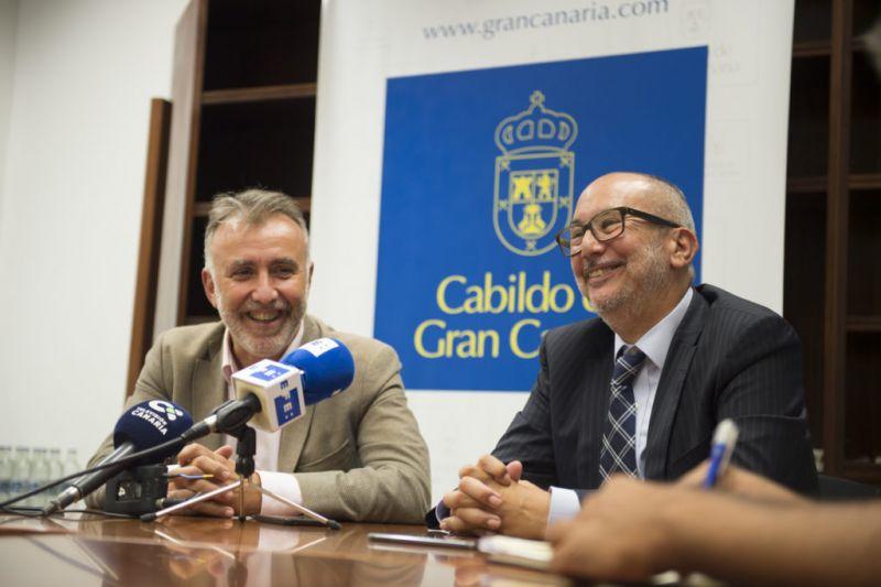 Enrique Moreno, presidente del Club Baloncesto Gran Canaria